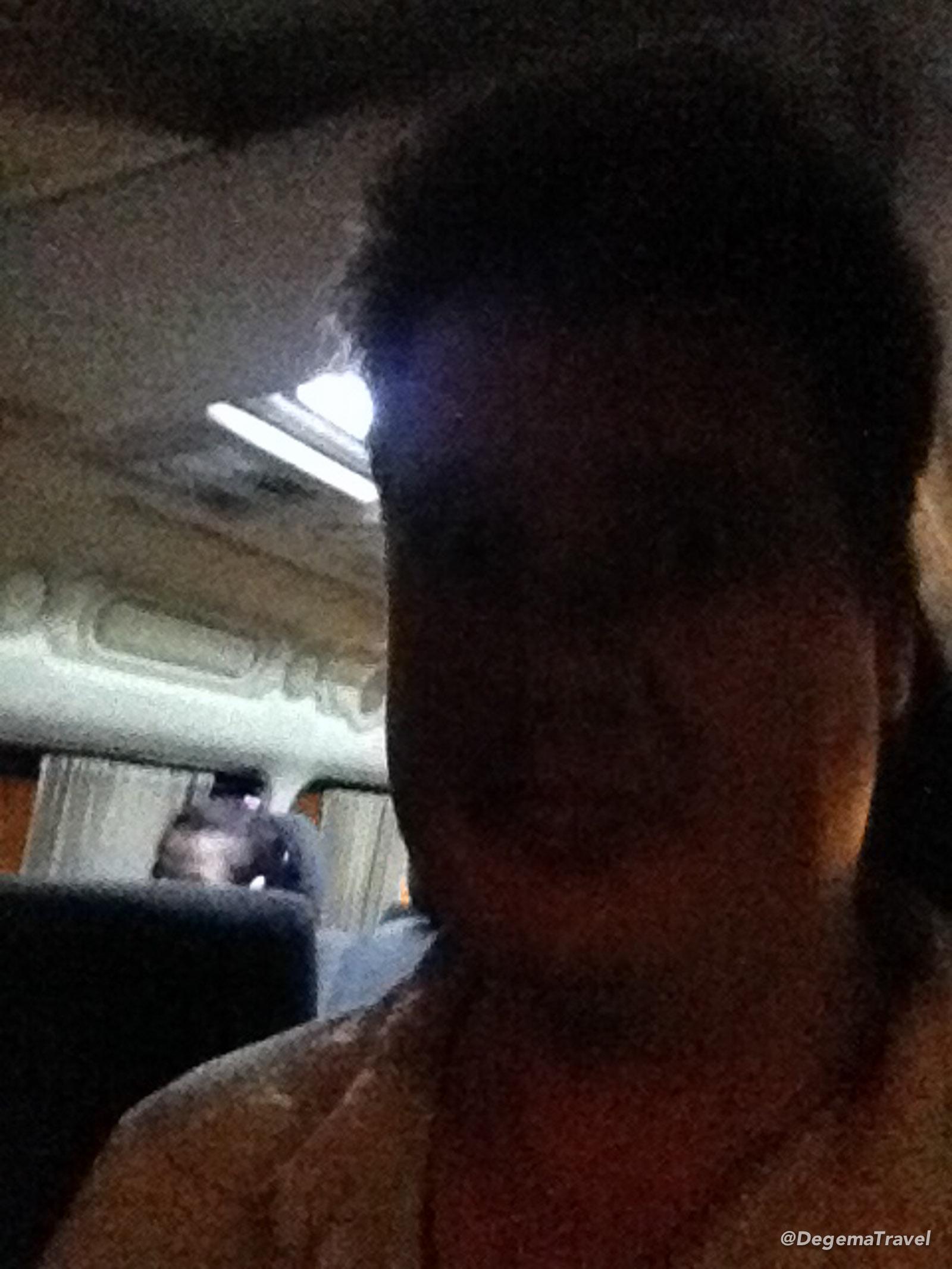 Riding a Hellvan in Thailand