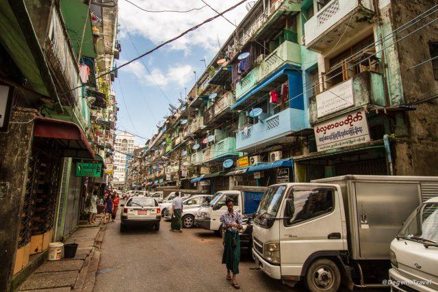 Yangon: Surprisingly Organised Chaos