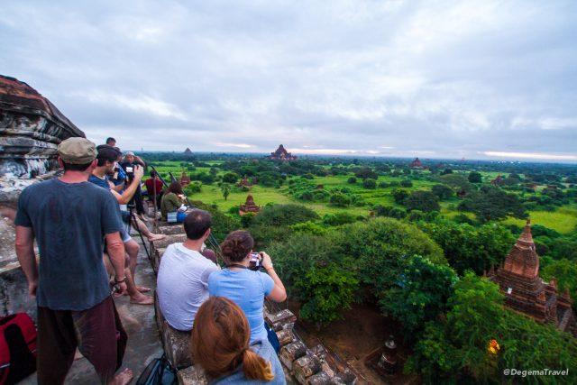 Bagan: Pagodas, Elephant Pants and Little Else
