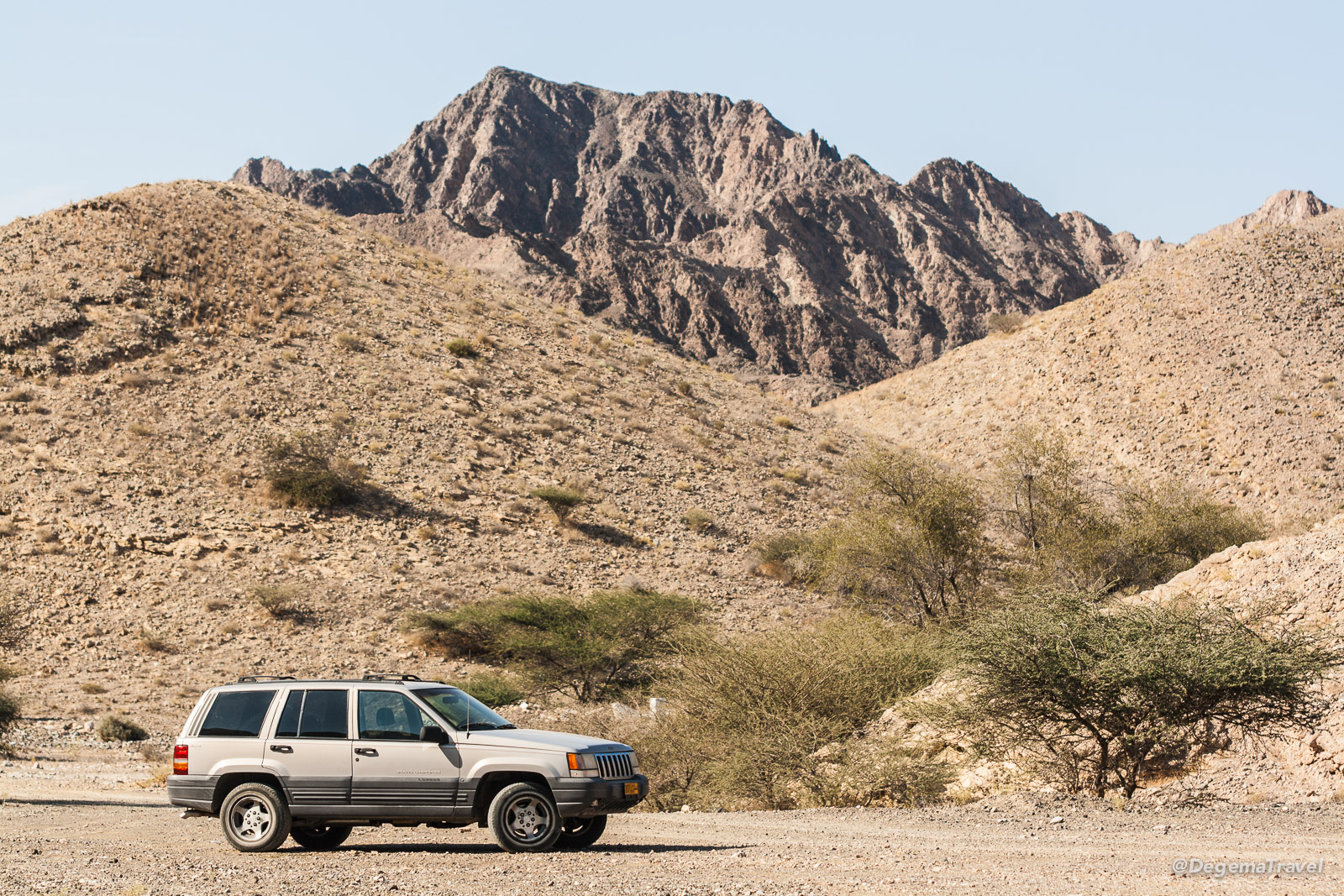 1997 Jeep Grand Cherokee Laredo in Muscat, Oman