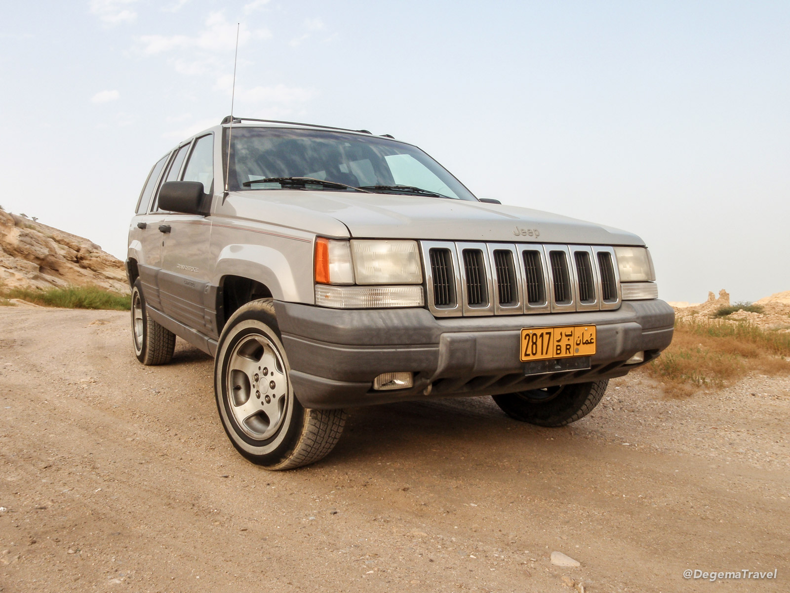 1997 Jeep Grand Cherokee Laredo in Muscat, Oman