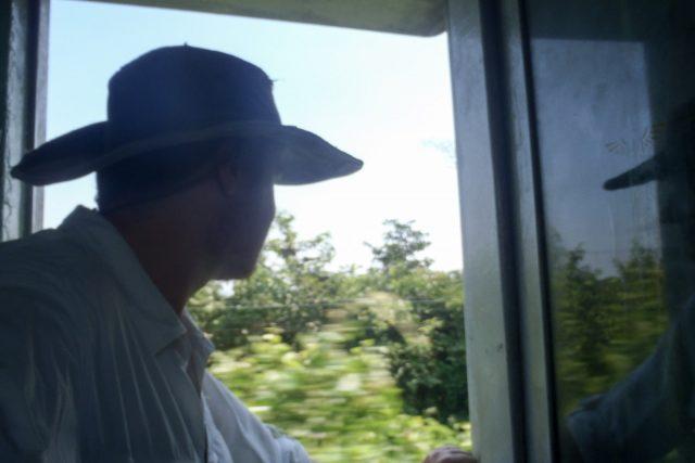 Riding the Death Railway