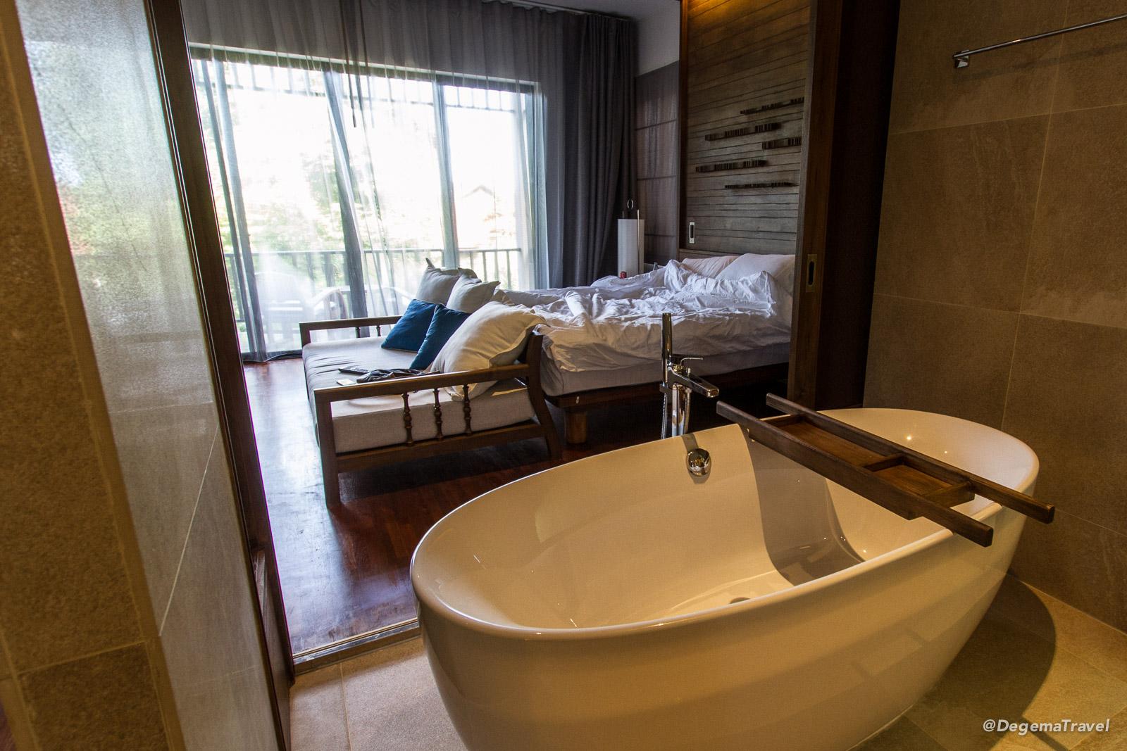 Room 201 at Pimalai Resort & Spa on Koh Lanta, Thailand
