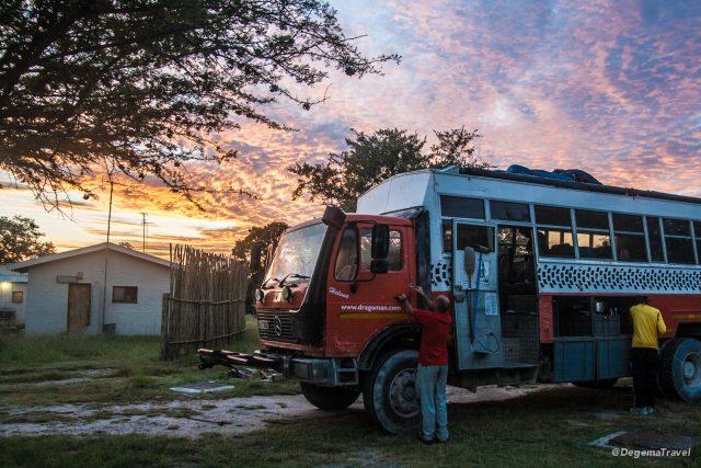 Overlander: Cape Town to Nairobi