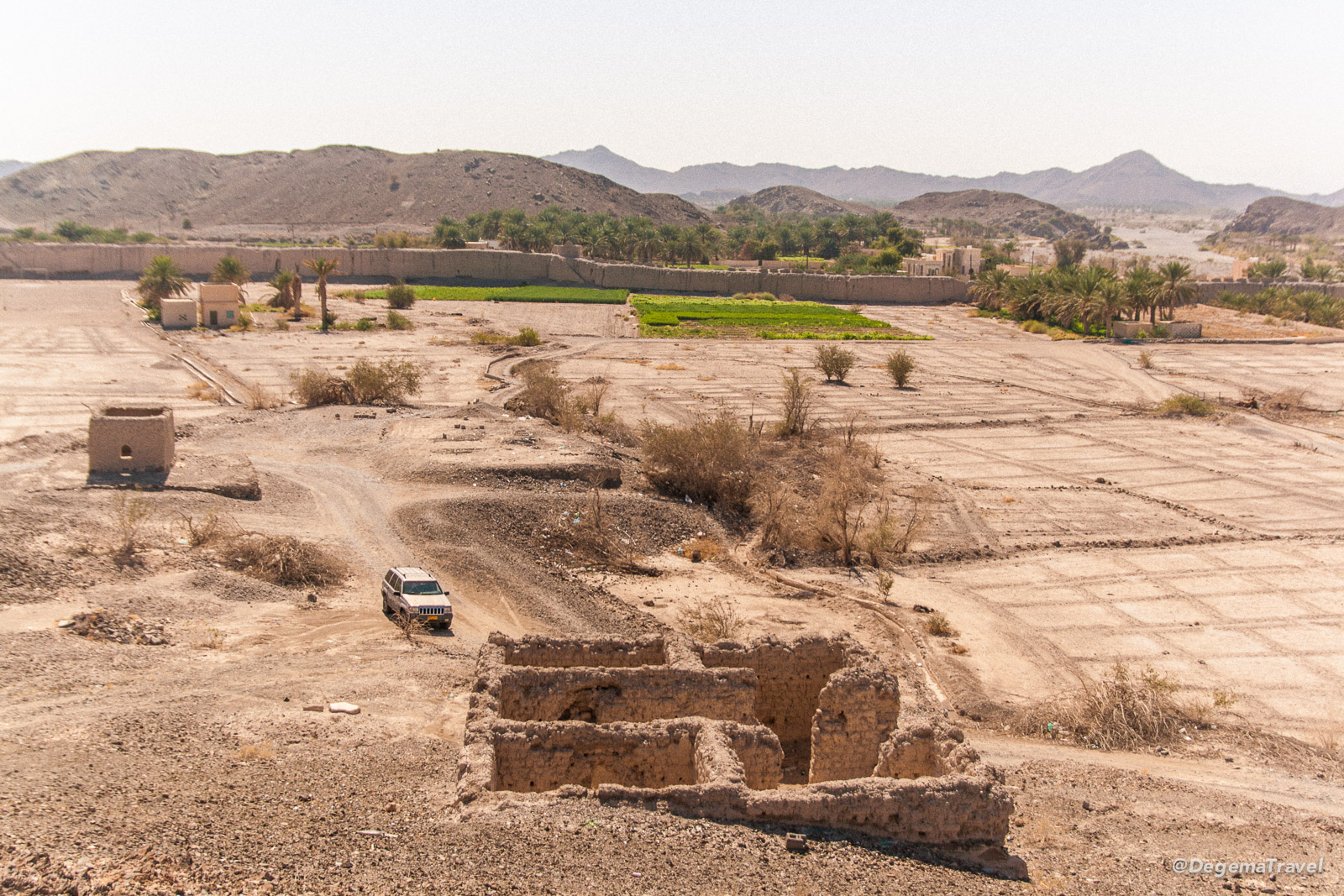 Lady Macbeth in Bahla, Oman
