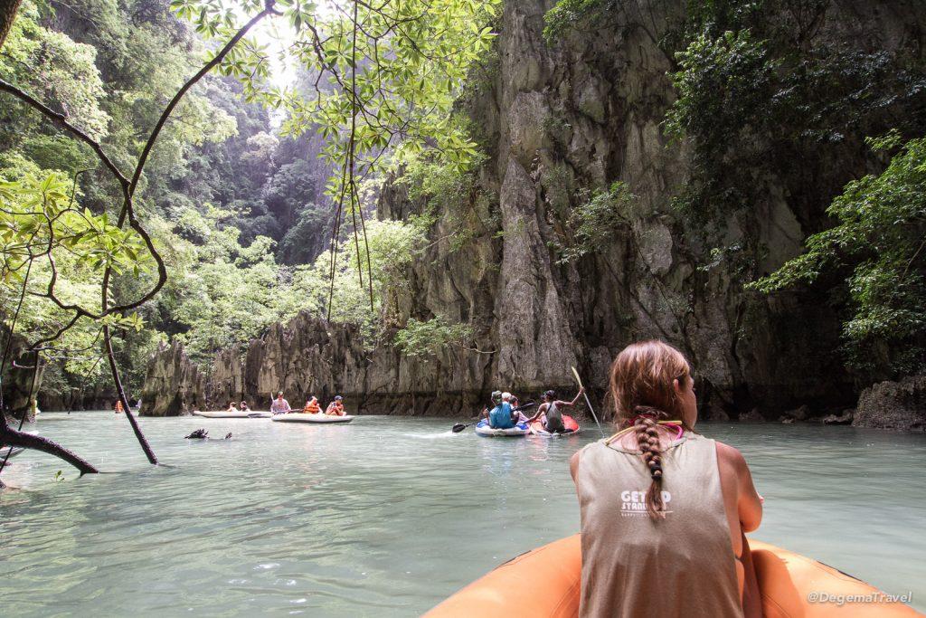 Koh Panak, Phang Nga Bay, Thailand