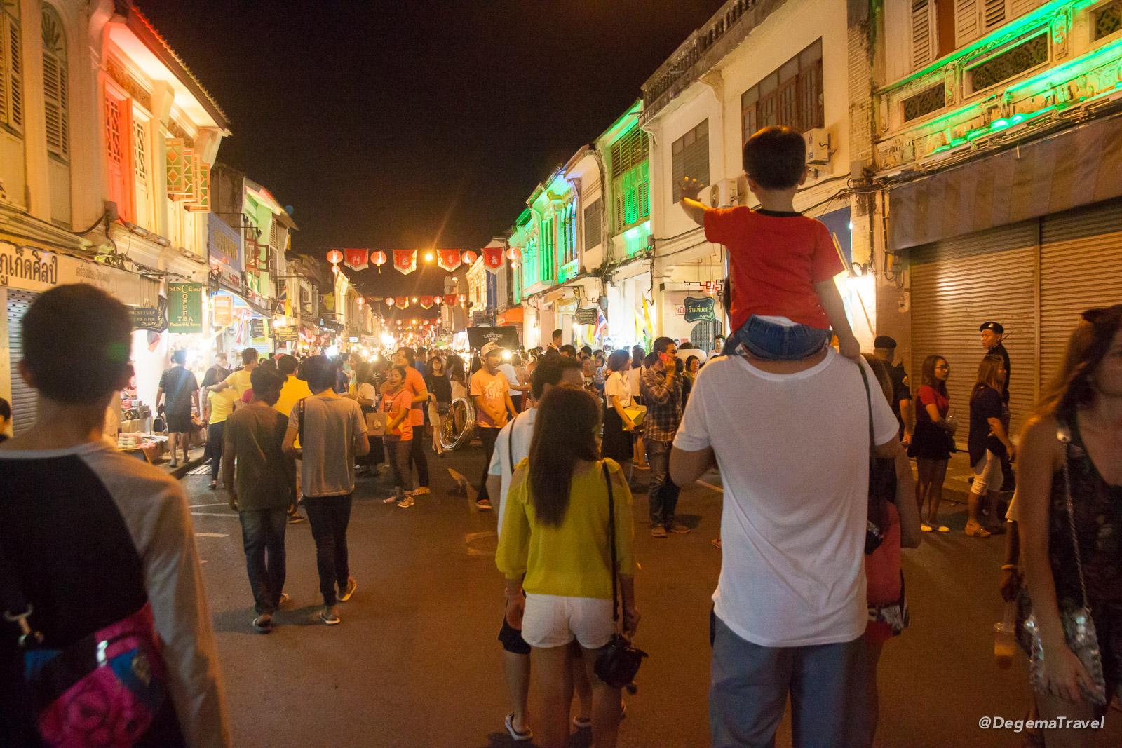 Phuket Old Town Festival