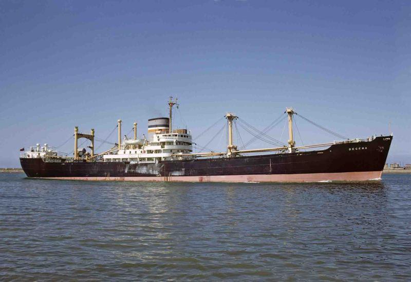 Degema: The Ship