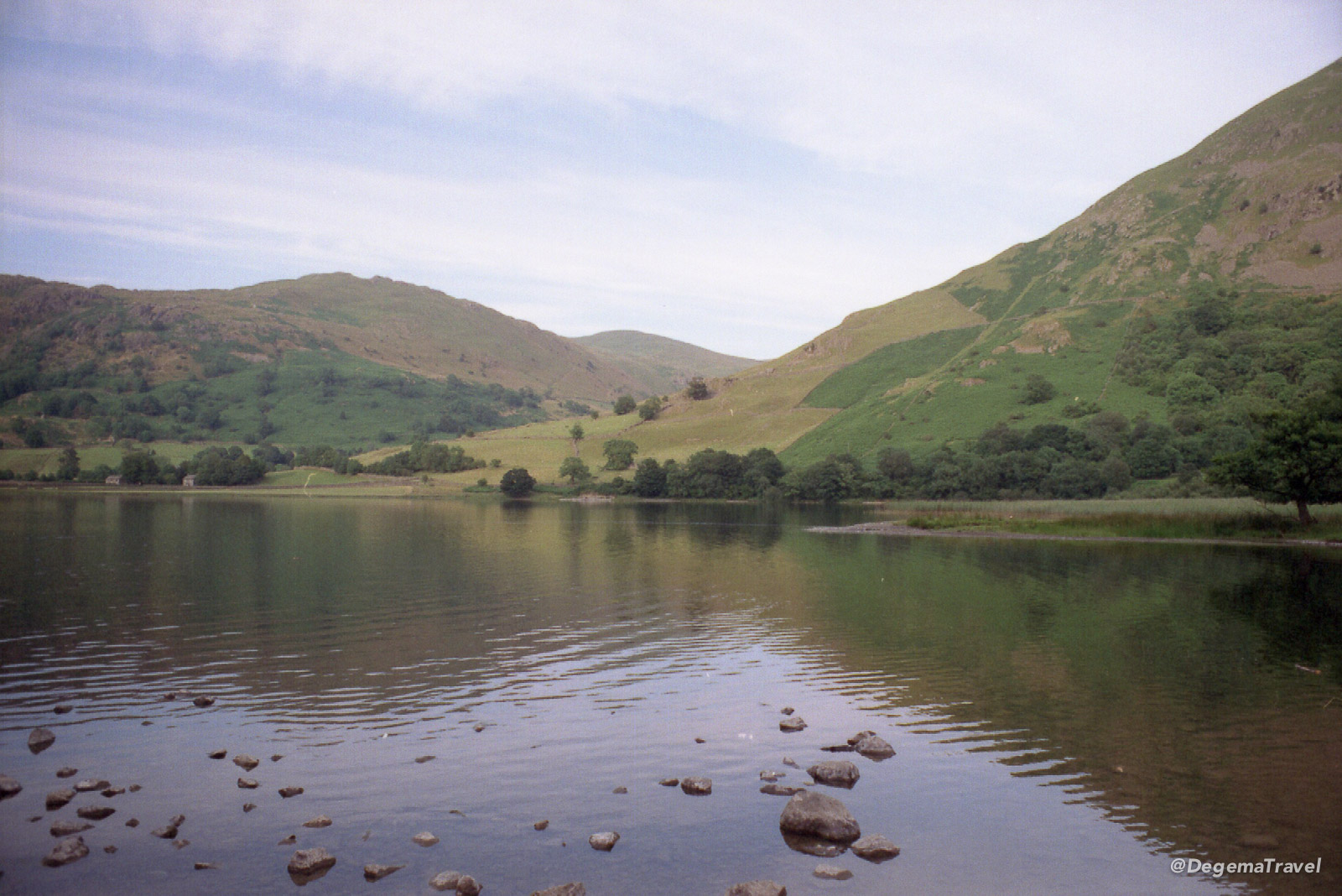 Brothers Water in the Lake District, UK