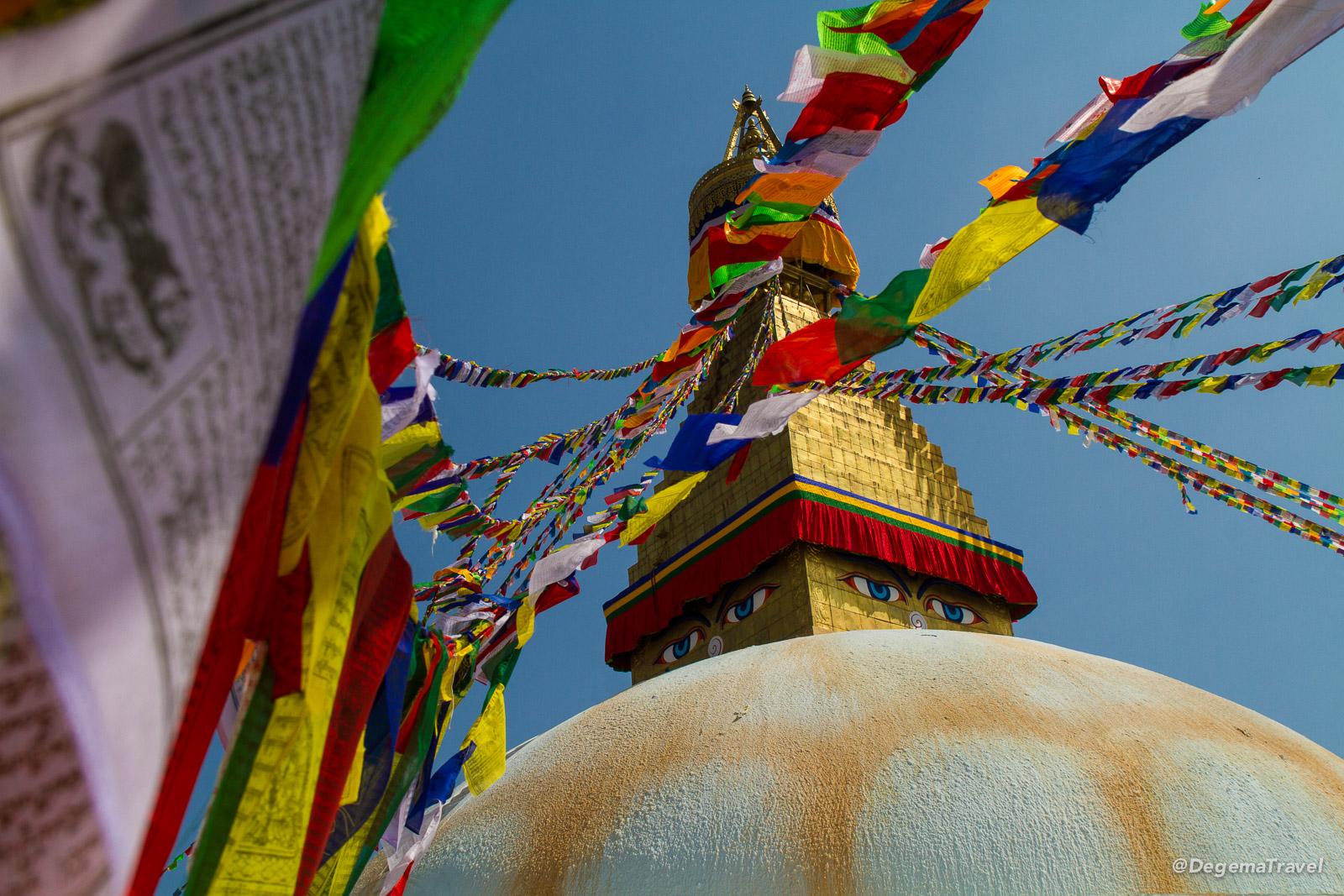 A Tale of Temples in Kathmandu