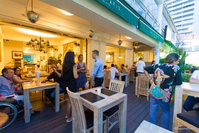 Café de Paris Patong Beach