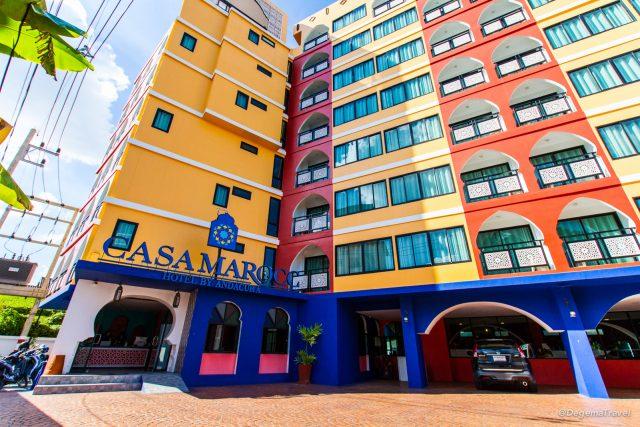 Casa Marocc Hotel by Andacura