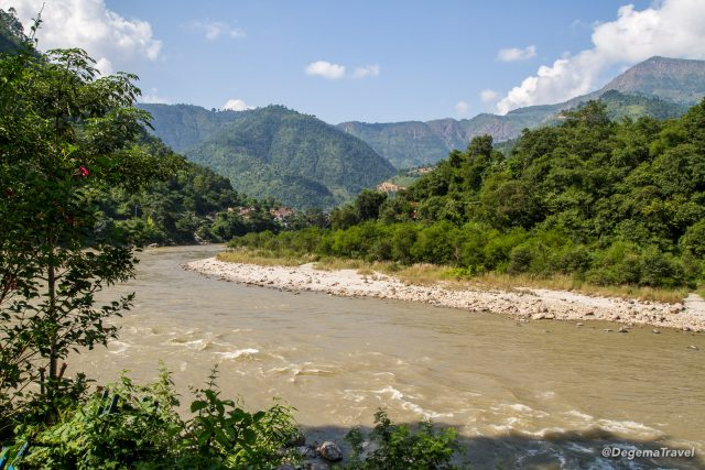 The Long Road to Pokhara