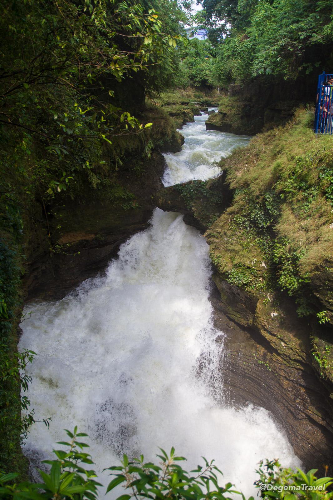 Devi's Falls, Pokhara, Nepal